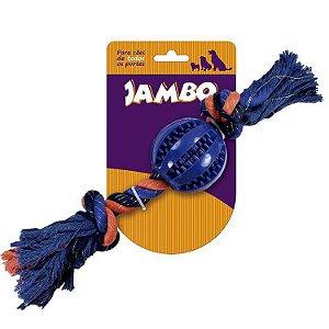 Brinquedo Mordedor Blue Corda Dent – Jambo