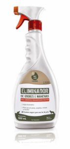 Eliminador de Odores e Manchas 500ml - PetLab