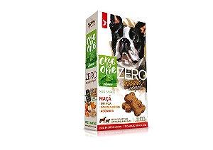 Biscoito Natural Mini Snack ZERO Maçã Abóbora e Quinoa 100g - Spin Pet