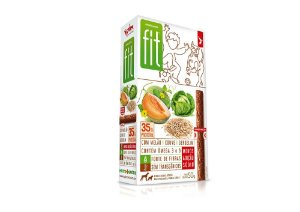 Petisco Stick FIT Melão Couve e Gergelim 50g - Spin Pet