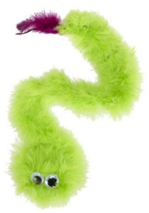 Brinquedo para Gatos Featherlite Catnip Squeaky - JW