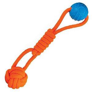 Brinquedo Corda Interact Dupla Laranja - Jambo