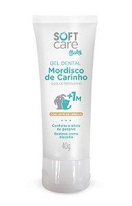 Gel Dental Mordisco de Carinho - Soft Care Baby