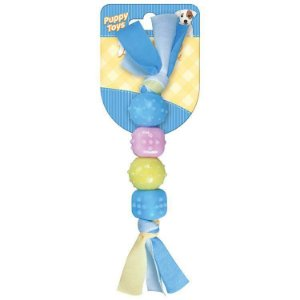 Brinquedo Mordedor Baby Rope Mix 2 - Jambo