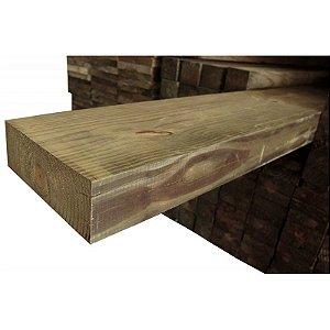 Prancha de Pinus Tratado em Autoclave 9,5x29,5x5,00