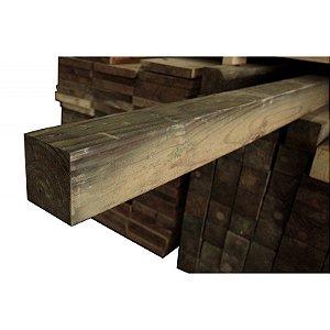 Pilar de Pinus Tratado em Autoclave 9,5x9,5x3,00