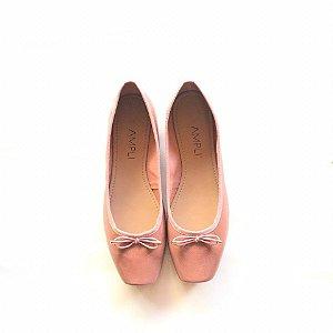 Sapatilha Bailarina Rosê