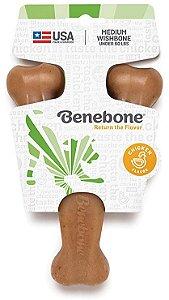 Brinquedo para roer Benebone Wishbone Frango