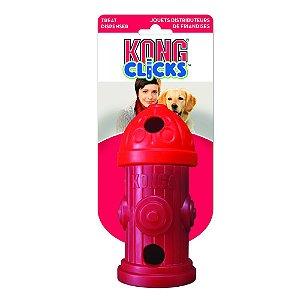 Brinquedo Kong Clicks Hidrante