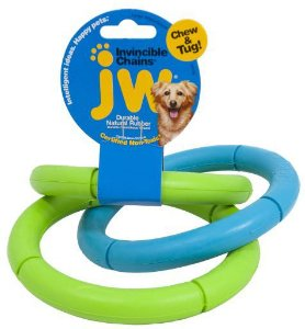 Brinquedo Invincible Chains corrente tripla JW