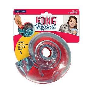 Brinquedo Recheável Kong Rewards Shell