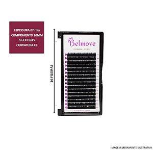 Cílios 10mm CC 0.07 16 Fileiras - Belmove
