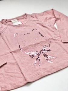 Camiseta Manga-Longa Feminina Bordada 4/10
