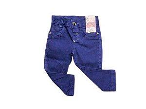 Calça Jeans Roxa Tam P/G