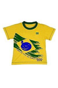 Camiseta Brasil Unissex 1/3