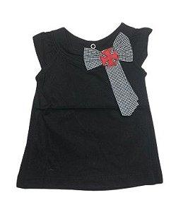 Camiseta Bata do Vasco Feminina - P/GG