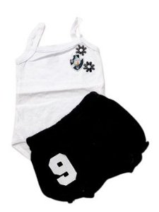 Conjunto Body e Shorts do Vasco Feminino - P ao GG