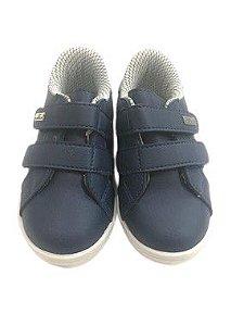 Tênis de Velcro Minions Marinho