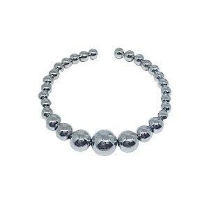 Pulseira bracelete bolas
