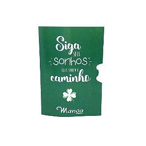 """Cartão Gift tema """"Sorte"""" Manôa Gift"""