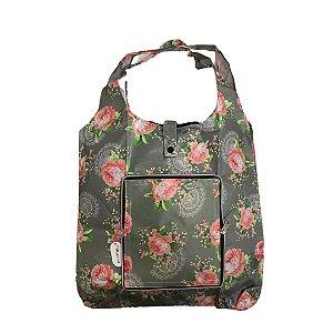 Bolsa sacola que se fecha para carregar na bolsa