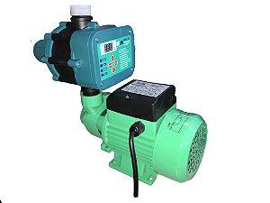 Sistema de Pressurização 1/2CV WDM C/ Controlador Automático de Pressão DIGITAL - 220V