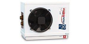 Trocador de Calor para Piscina Fromtherm FT-20 - Monofásico 220v