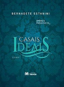"""Box da série """"Amores possíveis, casais ideais"""" - 5 livros"""