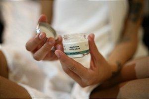 Desodorante natural - Creme - Melaleuca, cipreste, alecrim e litsea
