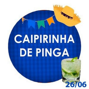 CAIPIRINHA DE PINGA (500ml) - RETIRADA SOMENTE NO DIA DA FESTA COM HORÁRIO PREVIAMENTE AGENDADO - 26 de junho