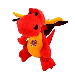 Dragão de Pelúcia