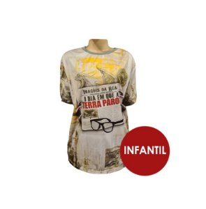Camiseta infantil - Carnaval 2021