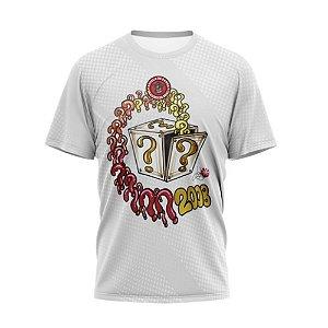 Camiseta comemorativa 2008