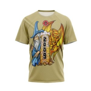 Camiseta comemorativa 2009