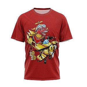 Camiseta comemorativa 2020