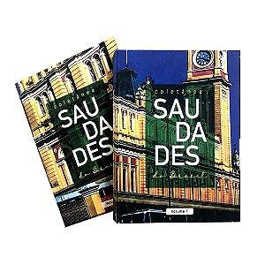 Coleção Saudades do Brasil - 20 DVDs