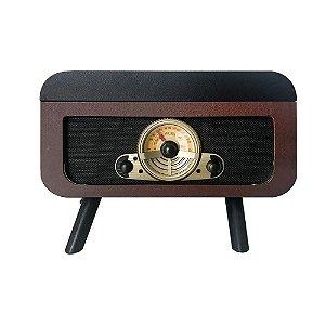 Rádio Vitrola Elegance Marrom