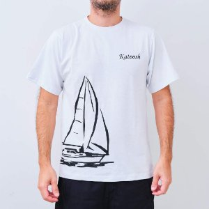 Camiseta -TRIPULAÇÃO- Branca