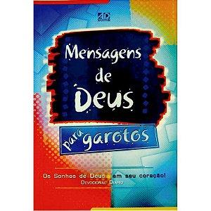 Livro Mensagens para Jovens