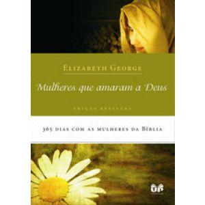 Livro Mulheres Que Amaram a Deus