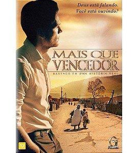 DVD Mais Que Vencedor