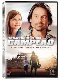 DVD A Trajetória de um campeão