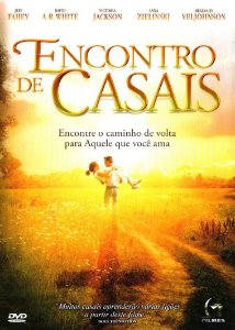 DVD Encontro de Casais