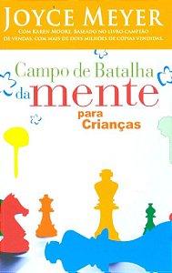 Livro Campo de batalha da mente para crianças