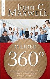LIVRO O LÍDER 360-JOHN C.MAXWELL