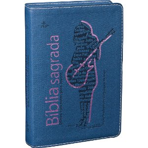 Bíblia Sagrada edição com notas para jovens - SBB