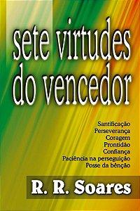 Livro Sete Virtudes do Vencedor - R. R. Soares