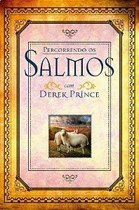 Livro Percorrendo os Salmos com Derek Prince - Derek Prince