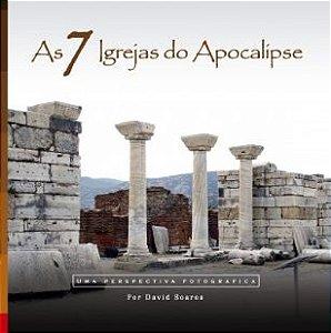 Livro As 7 igrejas do Apocalipse - David Soares