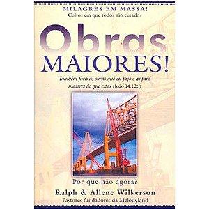 Livro Obras maiores-Ralph e Allene Wilkerson